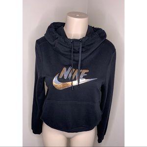 Nike black hoodie size XS NWT WOMEN'S